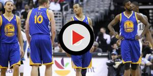 Warriors destroy the Minnesota Timberwolves in preseason game