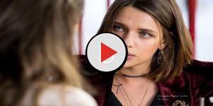 Bruna Linzmeyer beija namorada em bar e é vítima de preconceito