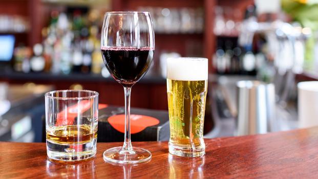 Il roule avec 2.4 grammes d'alcool dans le sang !