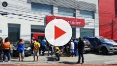 Assalto a agência bancária assusta Salvador