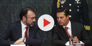México no está solo en la comunidad internacional: Canciller Videgaray