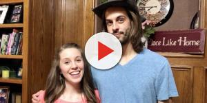 Derick Dillard spotted at bonfire dancing party, which is against Duggar rules