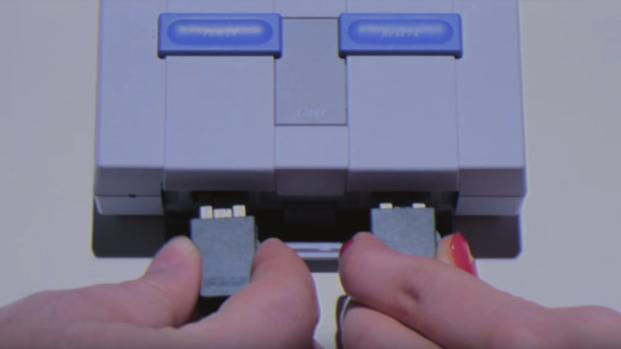 SNES Classic reportedly hacked, added helpful features, games, and more