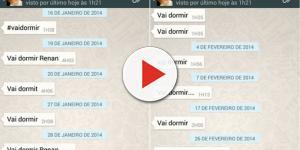 Veja as conversas mais hilárias de mães e filhos no WhatsApp