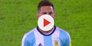 Messi salvo a Argentina con un triplete y logro la clasificación de su nación