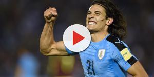PSG : Cavani, un monstre au club, et avec l'Uruguay !