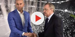 Real Madrid: Conflit entre Zidane et Pérez pour un international français !