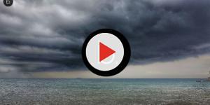 Video: Un uragano in arrivo sull'Europa