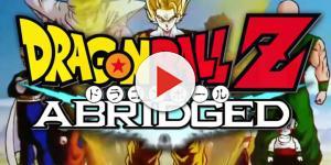 Parodiando a los héroes de Dragon Ball