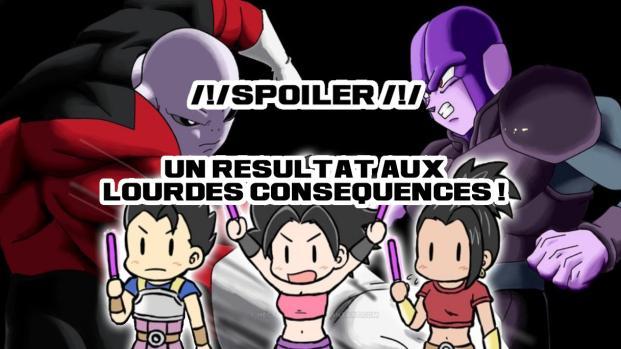 Officiel Dragon Ball Super 111 &112 : Gokû perd un de ses rivaux ?