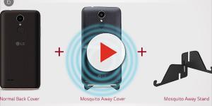 Los smartphone también sirven para repeler mosquitos, gracias a LG
