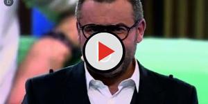 Vídeo: Jorge Javier explota y manda un  mensaje a compañeros y jefes de Telecinco