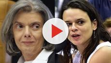 Janaína Paschoal deixa 'recado' ao Congresso Nacional e 'confronta' Cármen Lúcia