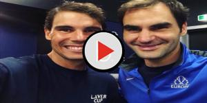 Federer vs Nadal in Shanghai Rolex Masters