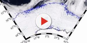 Voragine di 91.0000 km in Antartide