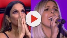 No The Voice Brasil, Ivete Sangalo é criticada por virar a cadeira