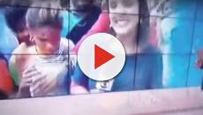 Globo flagra palhaço do mal abusando de menina no Dia das Crianças; vídeo