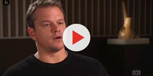 Matt Damon no apoya a Harvey Weinstein
