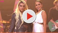 Pabllo Vittar esnoba Anitta e cantora troca drag por Claudia Leitte em show