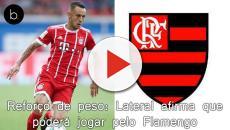 Reforço de peso: Lateral afirma que poderá jogar pelo Flamengo