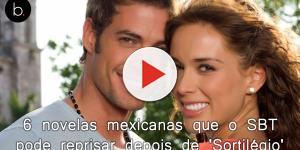 6 novelas mexicanas que o SBT pode reprisar depois de 'Sortilégio'