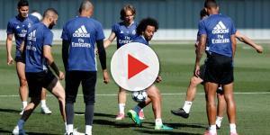 Las extrañas situaciones suscitadas en los entrenamientos del Real Madrid