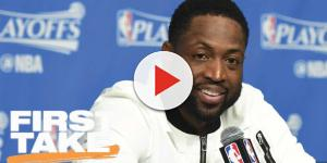 Wade responds to Kyrie Irving's comments about Cleveland, Says...