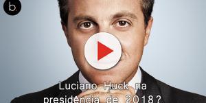 Luciano Huck na presidência de 2018? Apresentador se encontra com partido