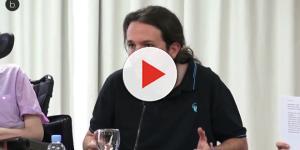 Pablo Iglesias recibe criticas de José Bono