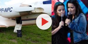 'Que tristeza': Dupla Maiara e Maraisa é vitimada em acidente aéreo