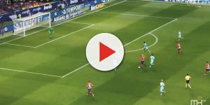 La conversación de Griezmann y Messi en el último partido de Liga