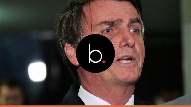 Assista: Bolsonaro desiste de palestra após descobrir segredo