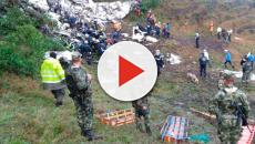 Controladora do voo da Chapecoense revela bastidores do acidente aéreo