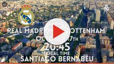 Examen del Santiago Bernabéu frente al Tottenham