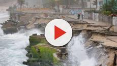 Uma das mais belas praias do Rio de Janeiro teve afundamento