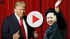Kim-Jong-un ha affermato di essere pronto alla distruzione di massa