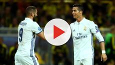 Real Madrid: Une friction évitée de peu entre Benzema et Ronaldo!