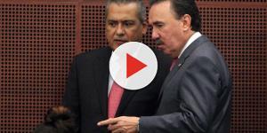 El escándalo del helicóptero y del partido de golf de Emilio Gamboa