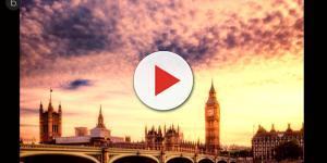 Il cielo di Londra è diventato arancione, colpa di Ophelia