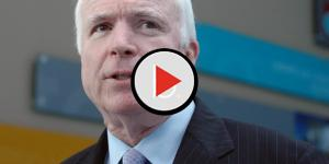 John McCain breaks his silence and gives his response to Trump