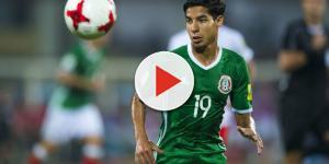 El mensaje de Diego Lainez después de ser eliminado en el Mundial Sub-17