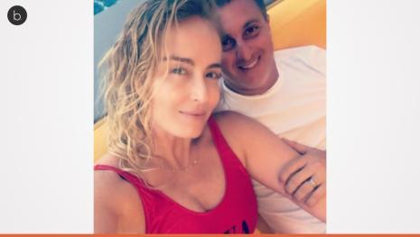Haters atacam em foto de Angélica sem maquiagem