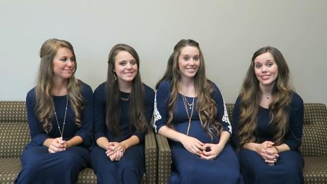 Jinger and Joy-Anna Duggar don't have the same perspective for their own family