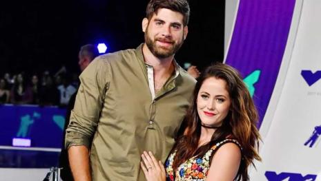 Jenelle Evans shares photo of her husband showing her son how to do what?
