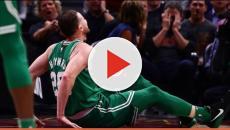 Celtics star Gordon Hayward suffers gruesome injury