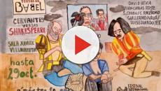 Cervantes y Shakespeare para alivianar la realidad mexicana