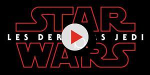 Star Wars 8 'Les derniers Jedi' : fait une rafale hâtive sur la bande annonce