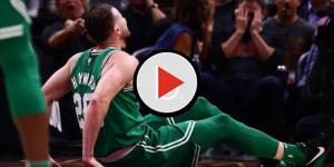 Celtics star Gordon Hayward suffers gruesome injury