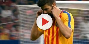 La bronca entre Messi y Piqué por las últimas tonterías del central