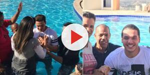 Após batismo Wesley Safadão revela se irá cantar música evangélica